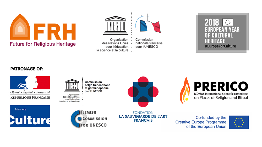 2018 Paris - Future for Religious Heritage